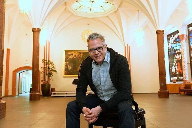 Banker Thomas Walz hat die Streaming-Plattform