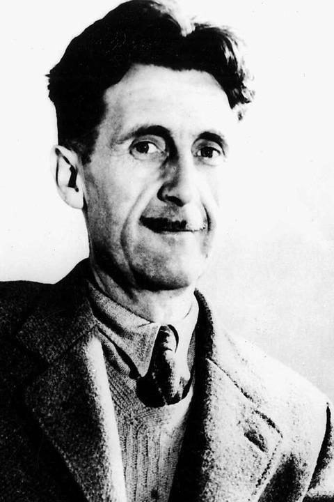 George Orwell    Foto: imago/United Archives International