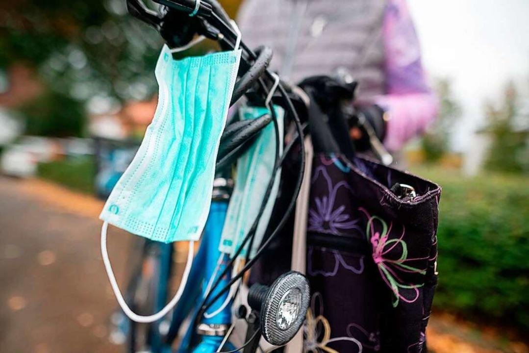 Die Fahrrad-Branche profitiert von der Corona-Krise.  | Foto: Sebastian Gollnow (dpa)