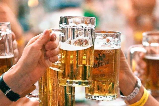 Mit Alkohol ein anderer Mensch: Ein trockener Rheinfelder erzählt