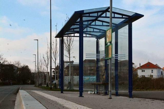 Barrierefreier Zugang zu den Bushaltestellen wird in Weil teuer