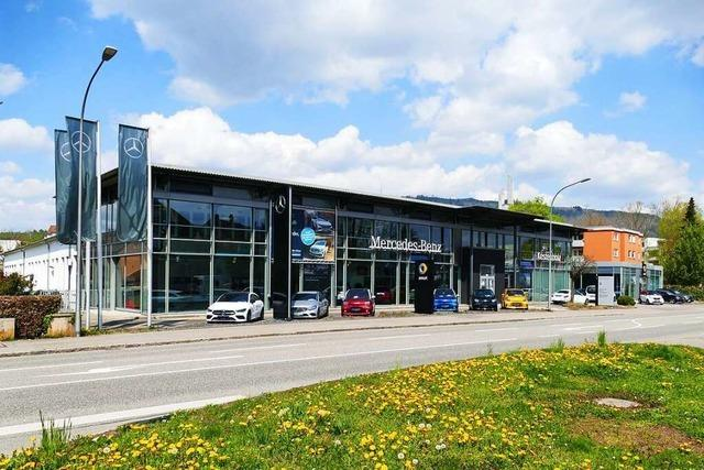 Volksbank-Neubau auf Kestenholz-Areal in Bad Säckingen rückt näher