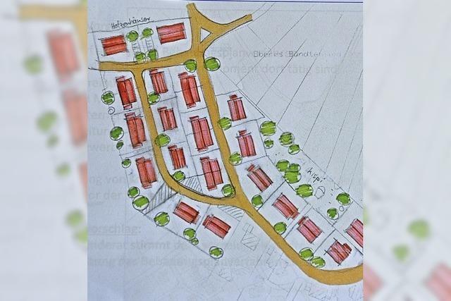 Gemeinderat legt eigenen Entwurf vor