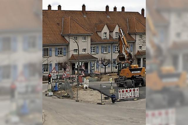 Ortschaftsrat will Güterstraße diskutieren