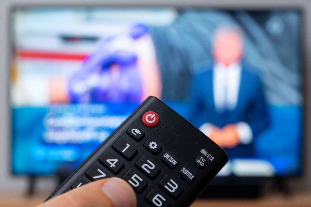 Kabelfernsehen kostet.  | Foto: Marius Becker (dpa)