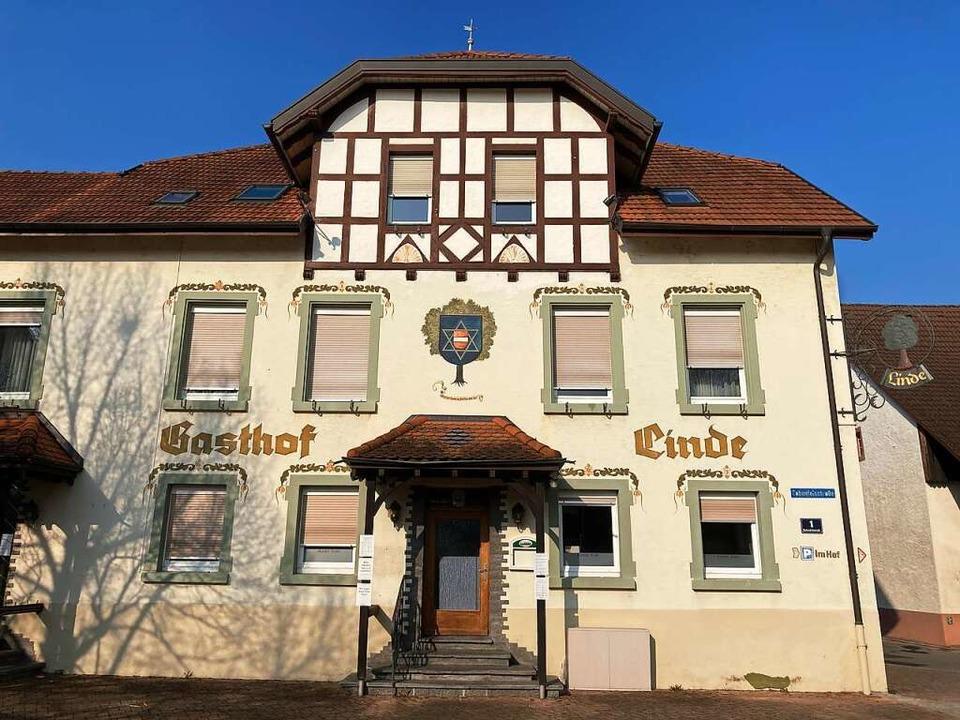 Der Gasthof Linde bleibt den Hertenern als Restaurant erhalten.  | Foto: Dora Schöls