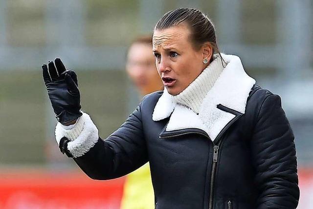 Bundesligist SC Sand trennt sich von Trainerin Nora Häuptle