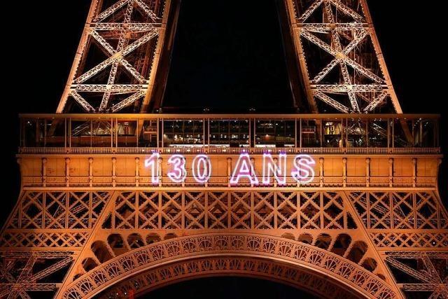 Im Eiffelturm steckt zu viel Blei