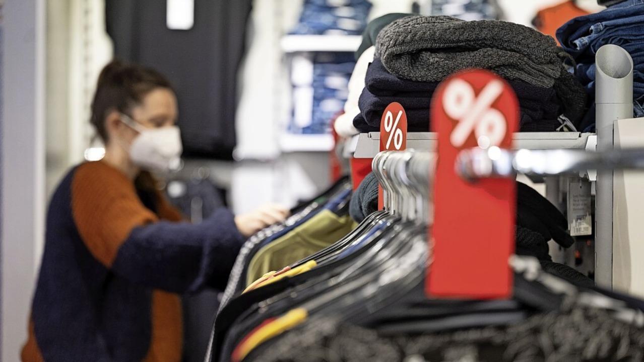 Entspanntes Shoppen ist in der Pandemie nicht einfach.  | Foto: Marijan Murat