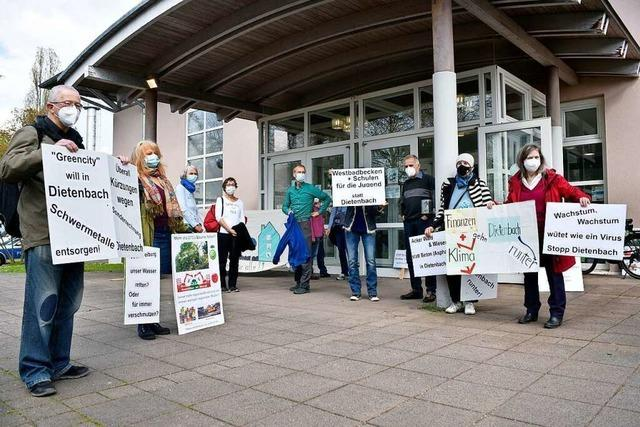 Protest gegen neuen Freiburger Stadtteil blieb ohne Wirkung