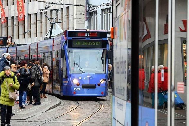 Freiburg und zwei Landkreise hoffen auf Millionen für den Nahverkehr
