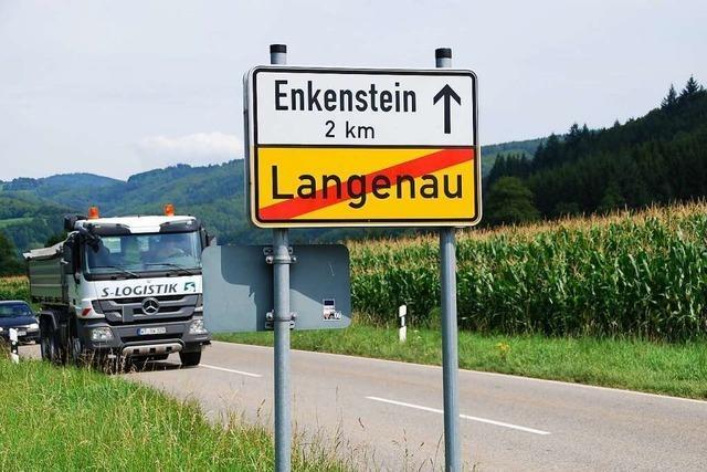 Langenau und Enkenstein sollen Flüsterasphalt erhalten