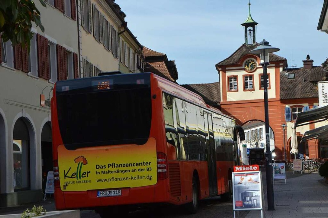 Wie können mehr Menschen für den öffen...r Mehrheit des Kreistags keine Lösung.  | Foto: Gerhard Walser