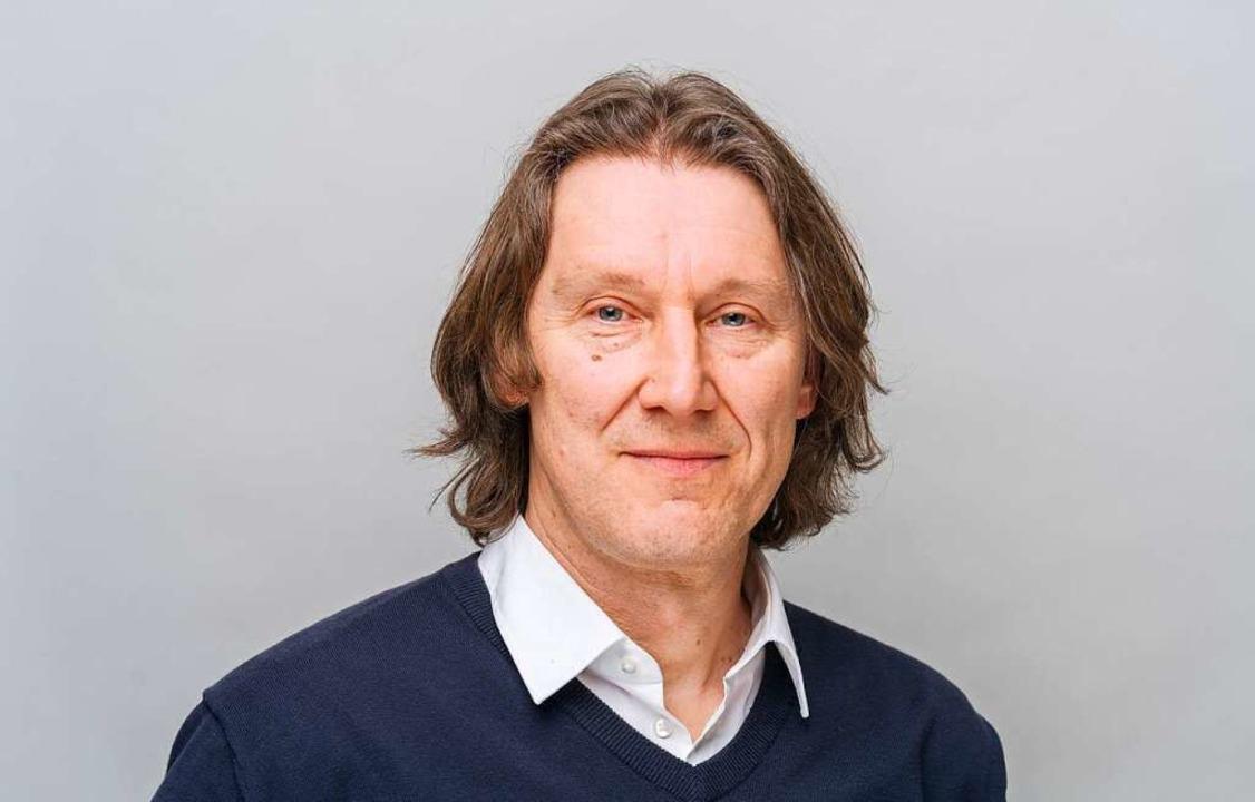 Matthias Bauer von der Verbraucherzent... wieder Vorträge zum Thema Trauerfall.  | Foto: Wolfram Scheible