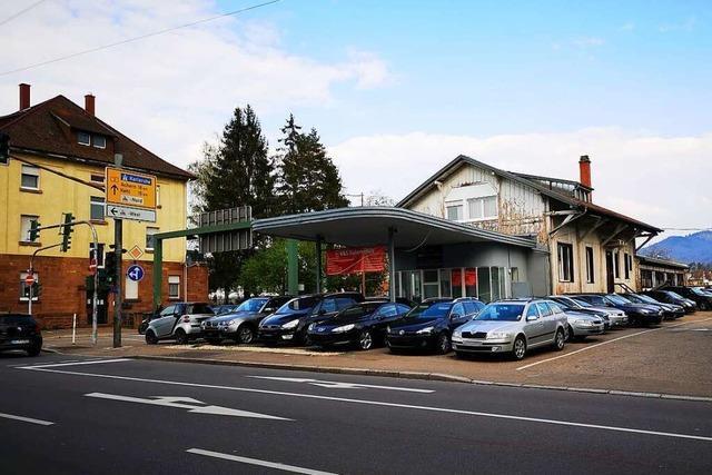 Offenburg sucht Ideen, um das Bahnhofsquartier neu zu gestalten