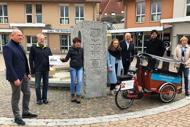 Mit dem Lastenrad umweltfreundlich in Stegen unterwegs sein