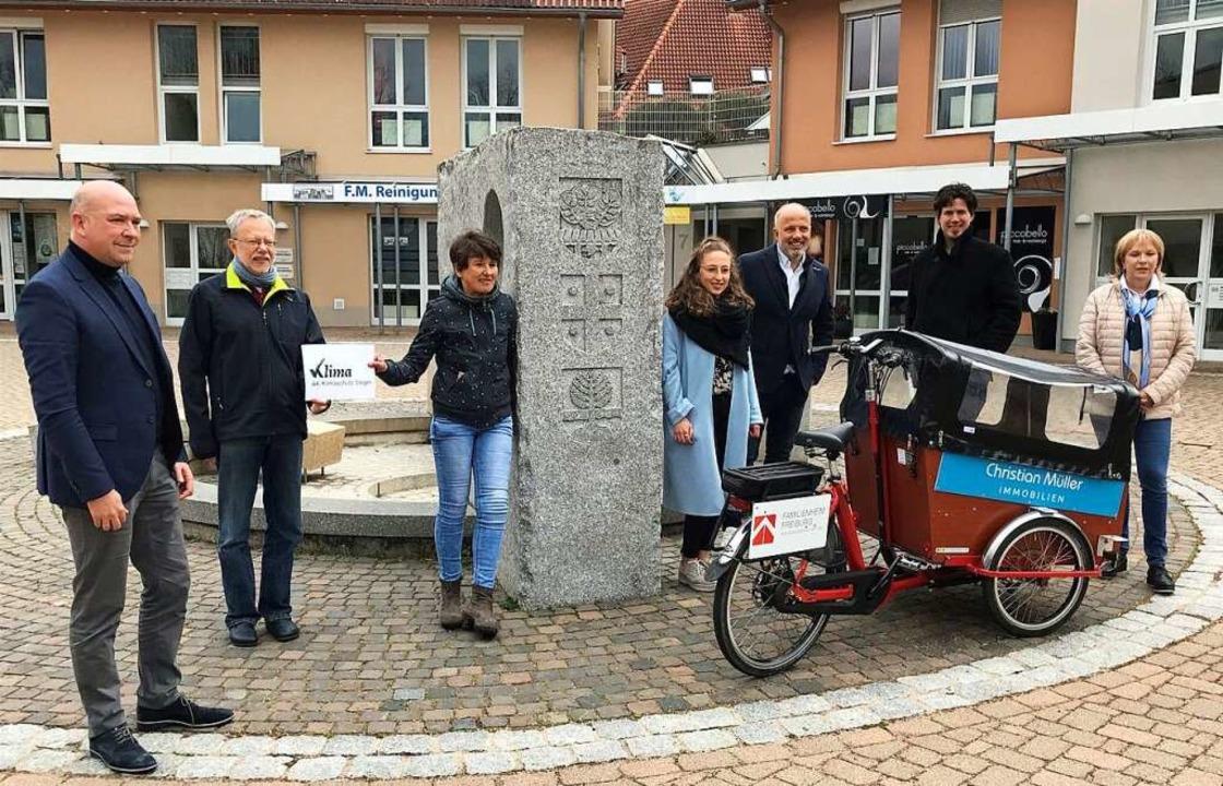 Auf dem Bild  zu sehen sind – ne... Hummel und Anja Dziolloß (von links).  | Foto: Michael Dörfler
