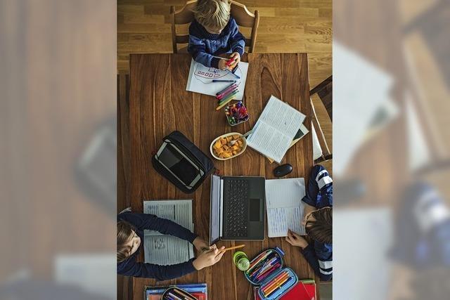 Lesen, Rechnen, Schreiben in der Videokonferenz