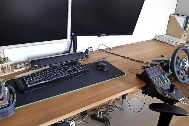 Hobeln, sägen, leimen, schrauben – fertig ist der neue Schreibtisch
