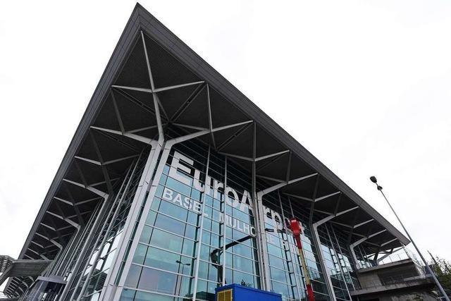 Das Inlandsflugverbot betrifft den Euroairport nicht