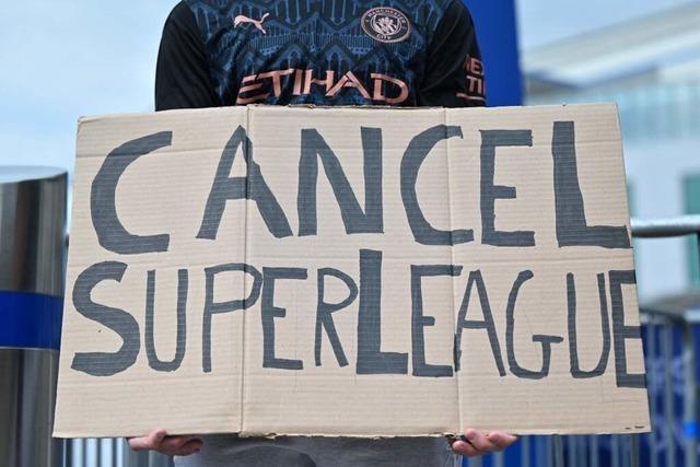 Die Super League ist gescheitert – Wie geht es jetzt weiter?