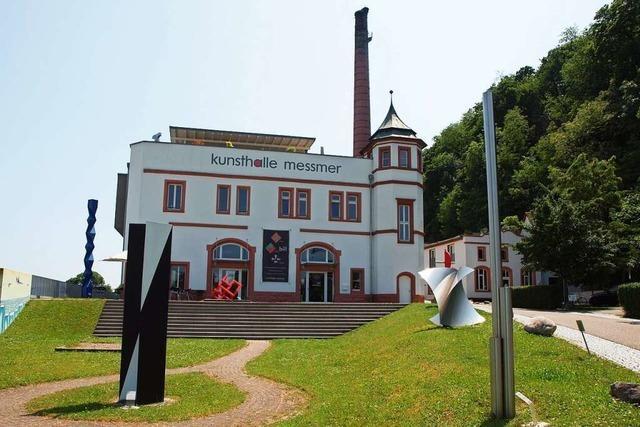 Kunsthalle Messmer lädt für Freitag zur Museumsnacht ein