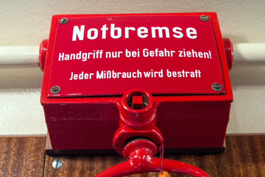 Bundestag beschließt bundesweite Corona-Notbremse  | Foto: Patrick Pleul (dpa)