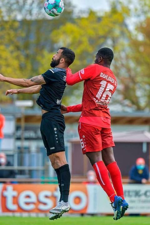 Sein letzter Einsatz in dieser Saison:...linger eine schwere Knieverletzung zu.  | Foto: Claus G. Stoll
