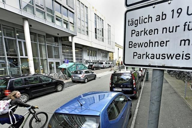 Anwohnerparken in Freiburg soll auf 360 Euro im Jahr erhöht werden