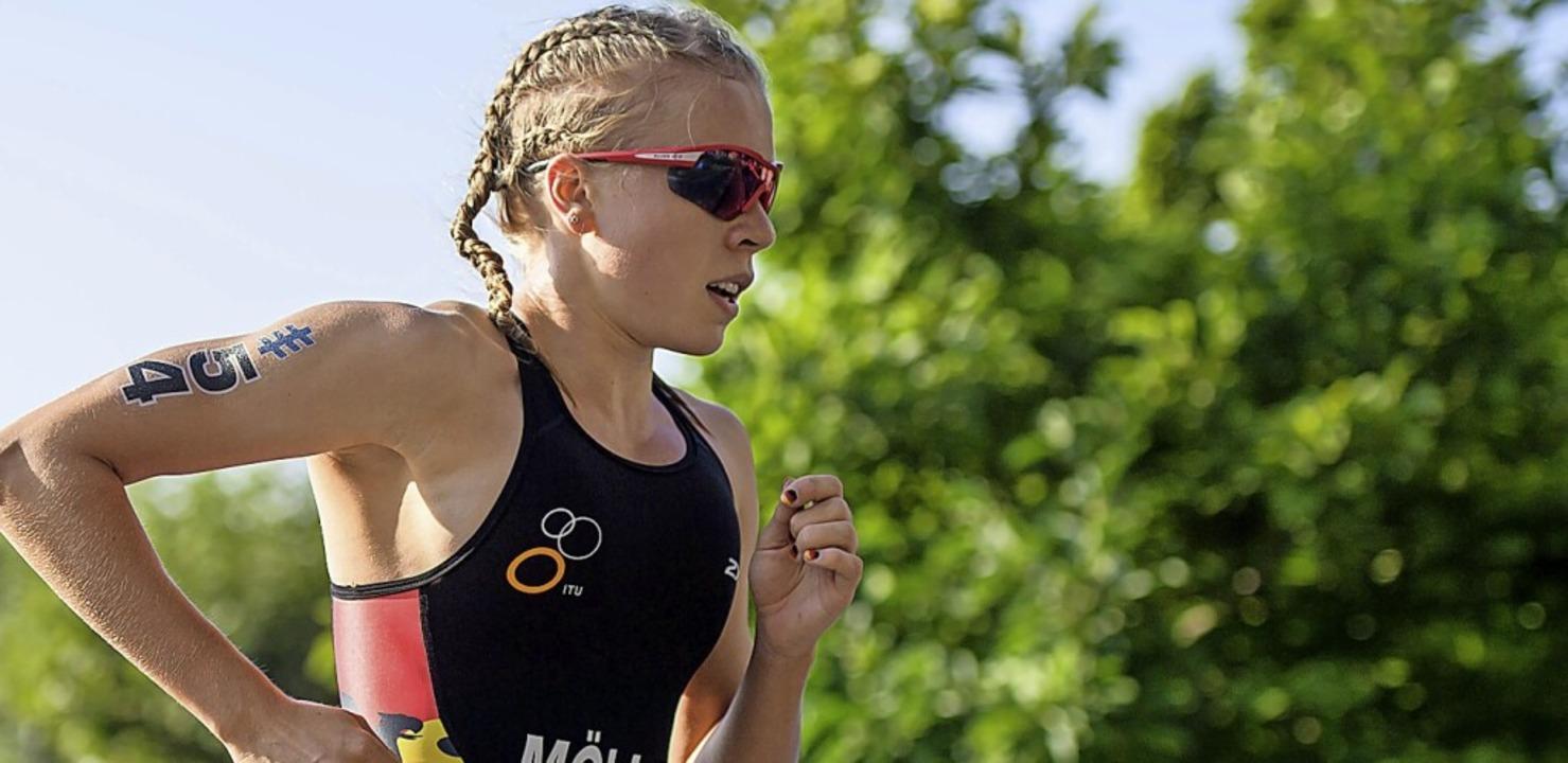 Eine der Jüngsten beim Europacup: Katharina Möller   | Foto: Jörg Schüler