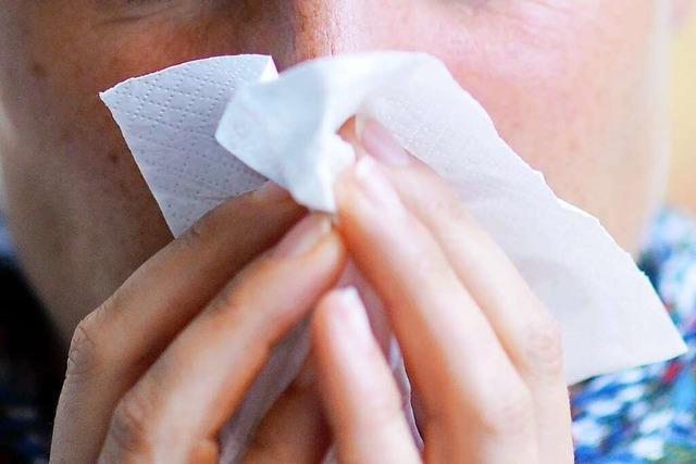 RKI: Grippewelle ausgeblieben - Novum mindestens seit 1992