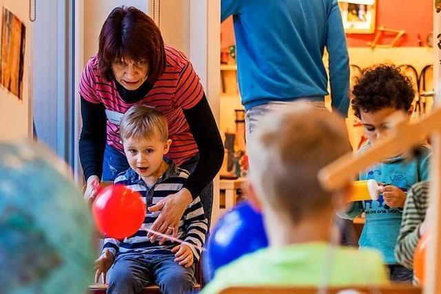 Kirchliche Kindergärten Rheinfelden suchen in Spanien nach Erzieherinnen