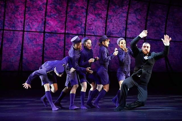 Ballett-Direktor Richard Wherlock ist seit 20 Jahren am Theater Basel