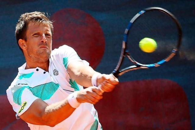 Spielt Grenzach in der neuen Saison auch mit Profis von der ATP-Tour?