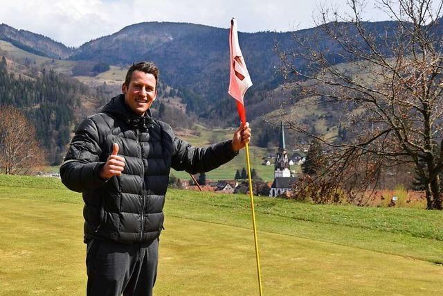 Mit einem neuen Manager soll der Neustart auf dem Schönauer Golfplatz gelingen