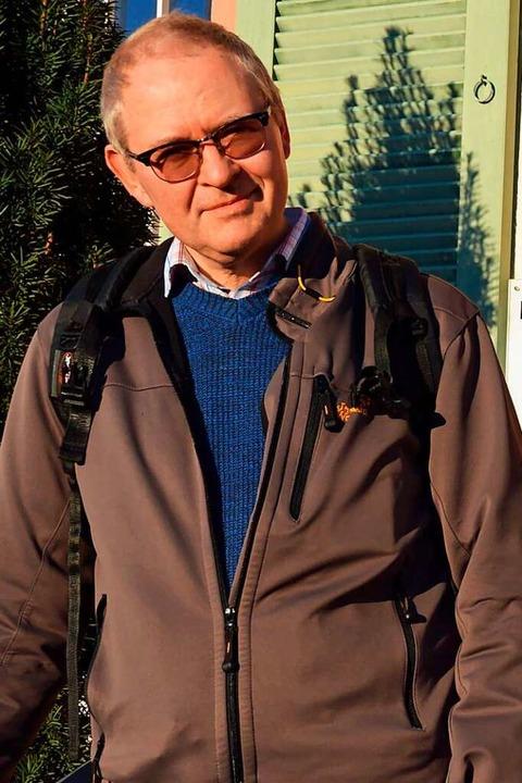 Im September übernimmt Pfarrer Johanne...itung der Seelsorgeeinheit Dreisamtal.  | Foto: Gerhard Lück
