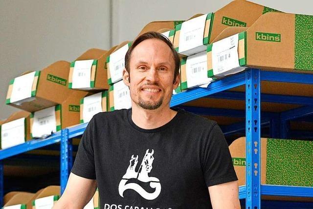 Freiburger Hersteller Dos Caballos eröffnet Outlet in der Wiehre