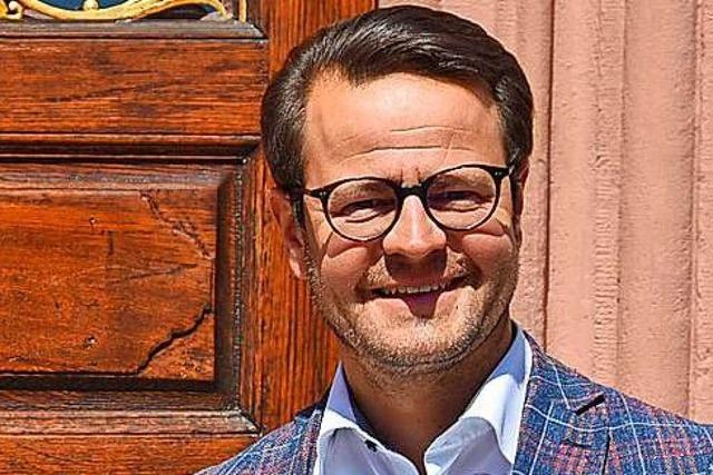 Offenburgs OB Steffens nimmt an Koalitionsverhandlungen in Stuttgart teil