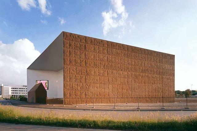 Basler Schaulager für Kunst plant eine Erweiterung