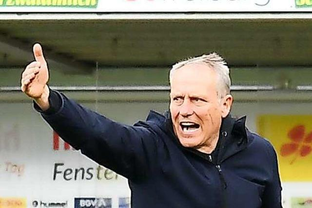 Streich über gescheiterte Pläne für Superliga: