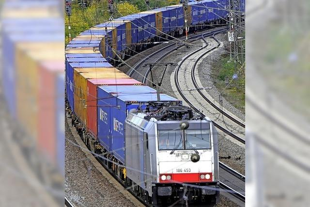 Gemeinde verkauft Fläche für Ausbau der Bahnlinie