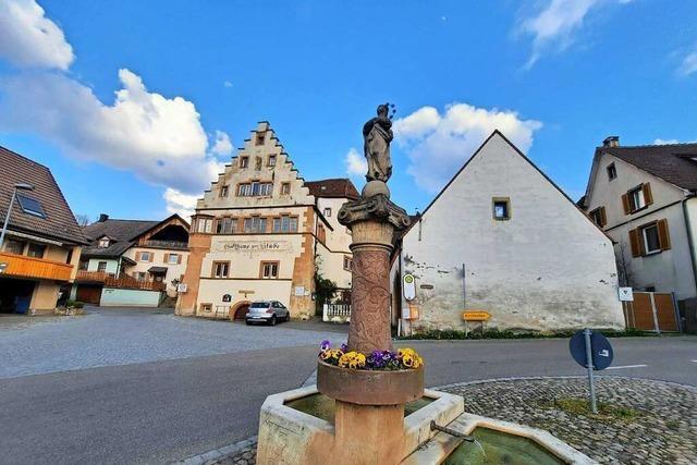 Für die Stube in Pfaffenweiler wird nun ein Sanierungskonzept erstellt