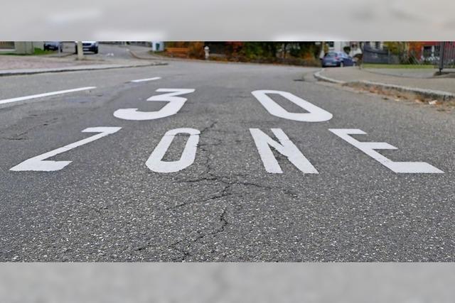 Die Ziele für die Hauptstraße sind klar