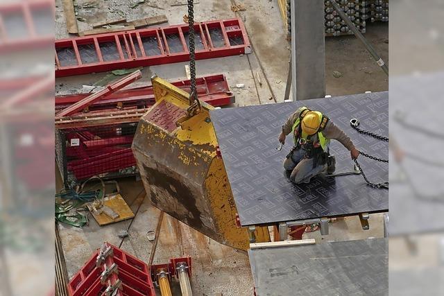 Immer mehr Bauanträge sind unvollständig