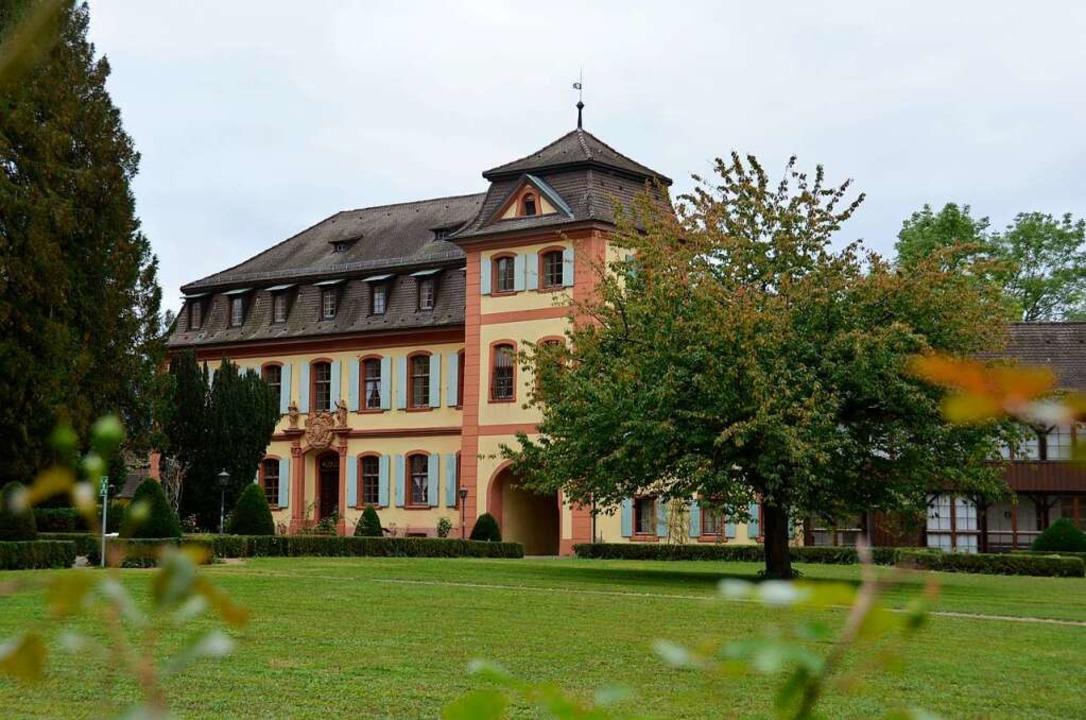 In dem Schloss werden keine Schüler aus aller Welt einziehen.  | Foto: Sophia Hesser