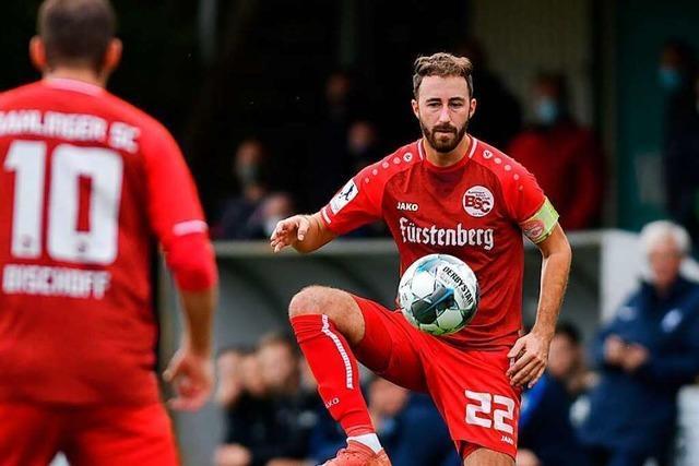 Bahlinger SC kann sich vom FC Homburg mit Heimsieg absetzen