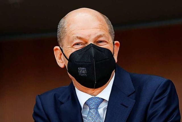Olaf Scholz bestreitet Mitverantwortung am Wirecard-Skandal