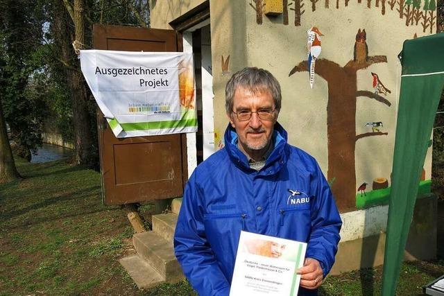 Martin Neub: Patron der Vögel und der Natur