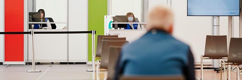 Unternehmen in Südbaden bereiten Impfungen durch Betriebsärzte vor