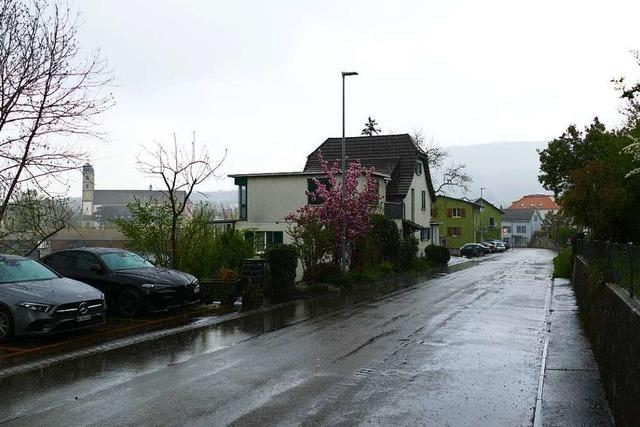 Rheinbrückstraße in Stein wird vorerst nicht erneuert